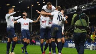 Everton 2 - 6 Tottenham (Maç özeti)