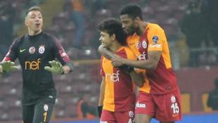 Mustafa Kapı Galatasaray'da forma giyen en genç futbolcu oldu