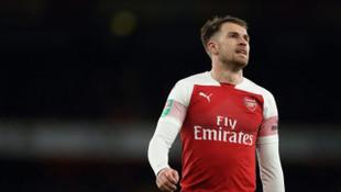 Juventus'tan Aaron Ramsey'e yıllık 10 milyon Euro