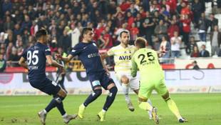 Antalyaspor 0 - 0 Fenerbahçe