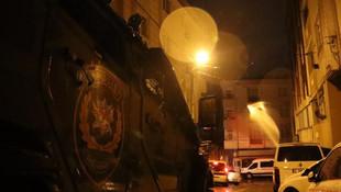 İstanbul'da şafak operasyonu: 40 gözaltı