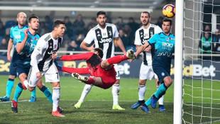 Atalanta 2 - 2 Juventus