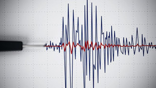 Erzincan'da korkutan deprem ! Sallandı...