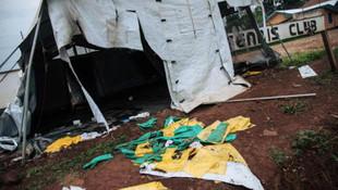 Akılalmaz olay ! Ebola şüphelisi 21 kişi kaçtı