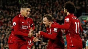 Buldozer Liverpool! Arsenal'i dağıttılar