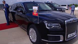 Putin'in tekerlekli sığınağı ! Füze bile işlemiyor