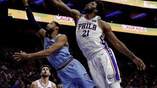 Philadelphia 76ers 103 - 95 Memphis Grizzlies