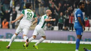 Latovlevici, Bursaspor'da yeniden doğdu
