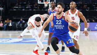 THY Euroleague kasım ayı MVP'si Vasillije Micic oldu