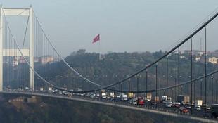 Binlerce sürücüye köprü cezası