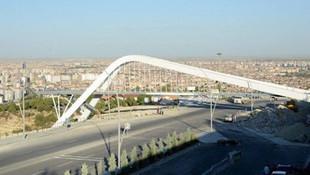 Konya'da 7.7 milyon TL'lik üst geçit krizi