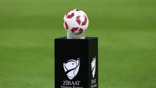 Ziraat Türkiye Kupası 5. tur hakemleri açıklandı