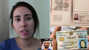 Arap prensesin film gibi kaçış planı böyle bitti !