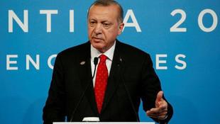 Erdoğan ''bazıları rahat durmaz'' diyerek kimleri kastetti ?