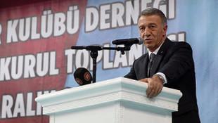 Ahmet Ağaoğlu: Trabzonspor'da Topyekün bir uyanışa ihtiyaç var