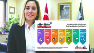 Merve Öztopaloğlu'ndan Beşiktaşlı kadınlara büyük müjde
