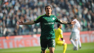 Bogdan Stancu'nun Bursaspor'la sözleşmesini feshettiği ortaya çıktı