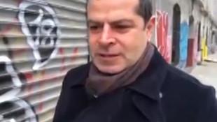 Cüneyt Özdemir'in videosu sosyal medyayı salladı