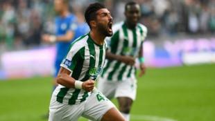 Bursaspor'un yeni yıldızı Umut Meraş