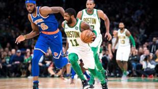 Boston Celtics 128 - 100 New York Knicks