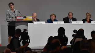 Merkel'in veliaht prensesi belli oldu