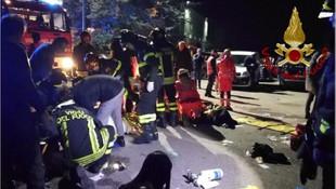 Gece kulübünde korkunç olay: 6 ölü, 100 yaralı
