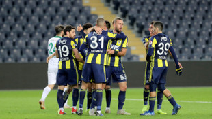 Fenerbahçe'de forvetleri sakatlığı teknik heyeti düşündürüyor