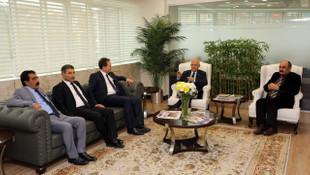 Oda başkanlarından Fethi Yaşar'a tam destek