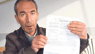 Seyyar satıcıdan aldı, 500 bin lira borçlu oldu