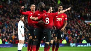 Manchester United 4 - 1 Fulham