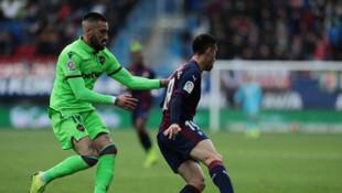 Eibar 4 - 4 Levante (La Liga)