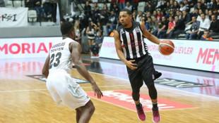 Beşiktaş Sompo Japan 81 - 72 Darüşşafaka Tekfen (Tahincioğlu Basketbol Süper Ligi)