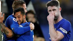 Everton şeytanın bacağını kırdı