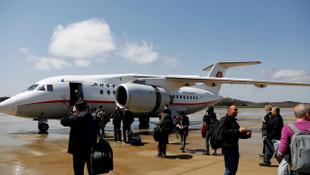 71 kişi taşıyan yolcu uçağı düştü, kurtulan yok