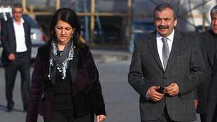 HDP'li Pervin Buldan ve Sırrı Süreyya Önder'e soruşturma