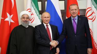 Rusya'dan Türkiye ve İran açıklaması !