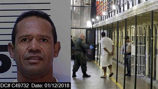 Kadın gardiyan mahkumu seks kölesi yaptı !