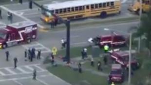 ABD'de bir okula silahlı saldırı !