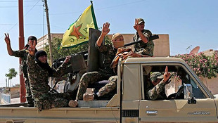 ABD: YPG'ye asla ağır silah vermedik