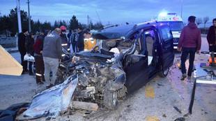 Ankara'da katliam gibi kaza: 4 ölü, 1 yaralı