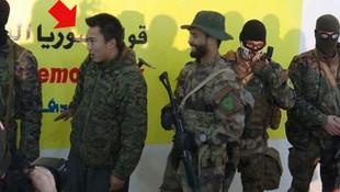 YPG'nin yabancı teröristi Afrin'den umudunu kesti