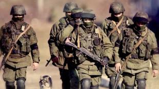 Putin'in gizli ordusu Suriye'de