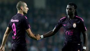 Galatasaray'a Eren Derdiyok piyangosu ! 14 milyon TL teklif ettiler