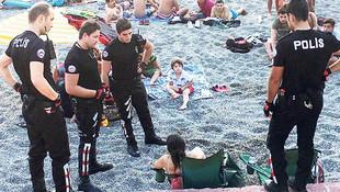 Türkiye'nin konuştuğu plajdaki olay için sürpriz karar