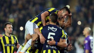 Fenerbahçe - Alanyaspor: 3-0