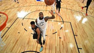 NBA All-Star maçı nefes kesti ! Kazanan...