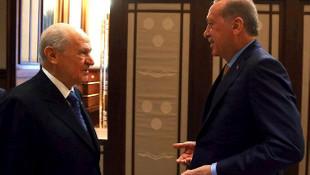 Bahçeli'nin 'adayımız Erdoğan' çıkışına destek yüzde kaç çıktı?