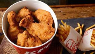 KFC tavuksuz kaldı !