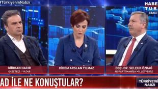 AK Partili vekilden Esad çıkışı