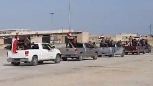 Afrin'e girmeye çalışan Esad güçleri geri çekilmek zorunda kaldı